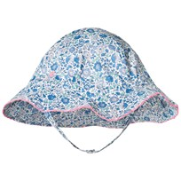 Sunuva Blue Liberty Baby Sun Hat Blue