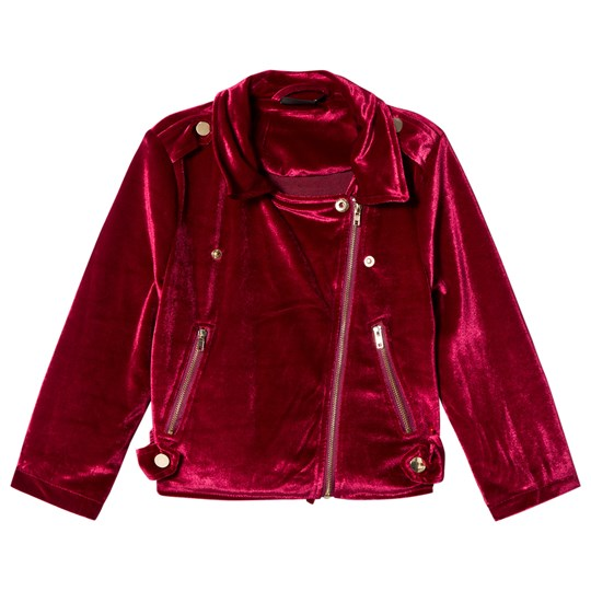 Petit by Sofie Schnoor Jacket Deep Red Red
