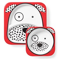 Skip Hop Zoo Melamine Set Dalmation