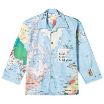 Gardner and the gang The Night Shirt WD Regular Blue Blue