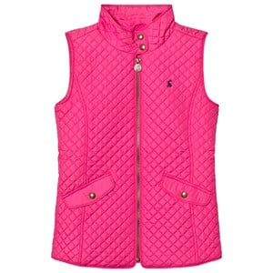 Image of Tom Joule Pink Quilted Gilet 2 years (2851082877)