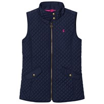 Tom Joule Navy Quilted Gilet French Navy
