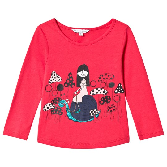 Little Marc Jacobs Tee-Shirt Fraise