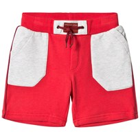 Little Marc Jacobs Short Gris Clair Red Red