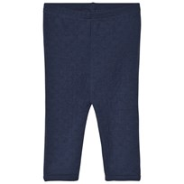 Noa Noa Miniature Leggings Dress Blue Dress Blue