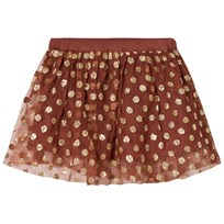 Noa Noa Miniature Skirt Short Rustic Brown RUSTIC BROWN