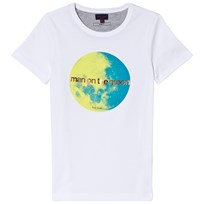 Paul Smith Junior Man On The Moon Tee White 20