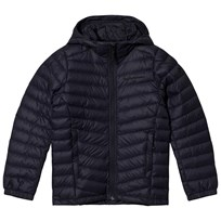 Peak Performance Navy Frost Down Ski Jacket 2AC Salute Blue