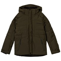 Peak Performance Forest Green Shiga Ski Jacket 4BT Forest Night