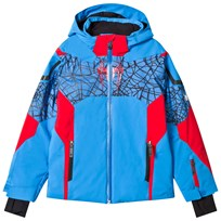 Spyder Spiderman Marvel Hero Junior Ski Jacket 434 FRB/ SPIDERMAN