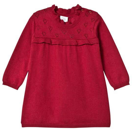 Hust&Claire Dress Rio Red Rio red