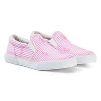 Ralph Lauren Ralph Lauren Kids, Sneakers, Bal Harbour Repeat, Pink