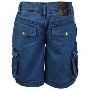 Image of The BRAND Army Shorts Denim Blue 68/74 (2743693395)