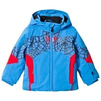 Spyder Spiderman Marvel Ambush Kids Ski Jacket 434 FRB/ SPIDERMAN