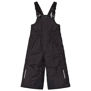 Image of Poivre Blanc Black Elastic Waist Ski Bib Pants 2 years (2851081833)