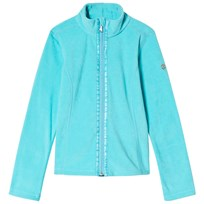 Poivre Blanc Blue Micro Fleece Full Zip Mid Layer 0047
