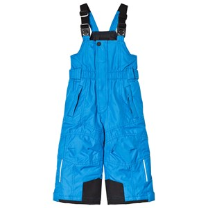 Image of Poivre Blanc Blue Elastic Waist Ski Bib Pants 4 years (2851081117)