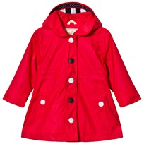 Hatley Red Classic Raincoat Rød