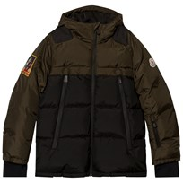 Moncler Harvey Tech Jacket Green Green