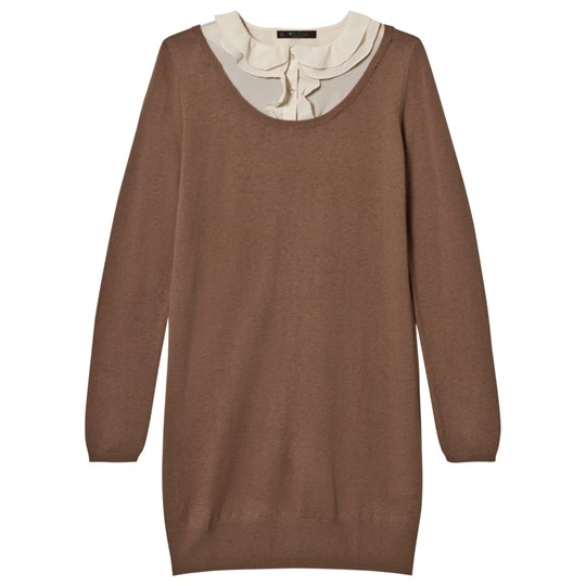 Mom2Mom Cashmere Prep Dress Latte Latte
