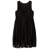 Mom2Mom Pleated Dress Black Black