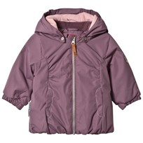 Ticket to heaven Vinter jacket, Althea, Black Plum Purple