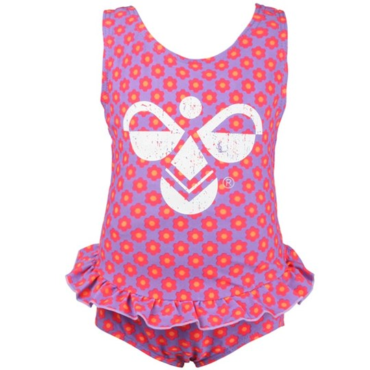 Hummel Filippa Swimsuit Nemo Pink Purple