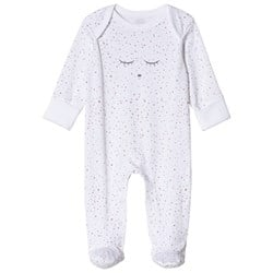 Livly Footed Baby Body Pink Splash