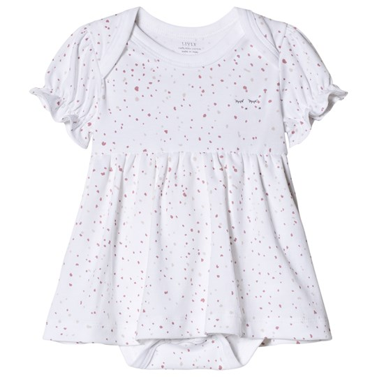 Livly Jessie Dress Pink Splash pink splash