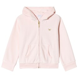 Livly Velour Jacket Baby Pink