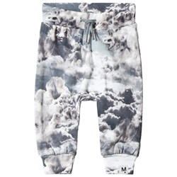 Molo Solom Soft Pants Cloud figures