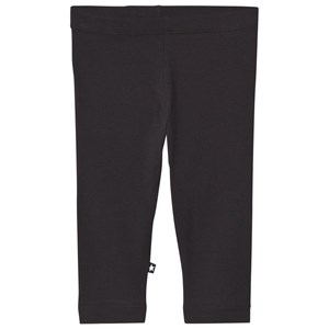 Image of Molo Nette Solid Leggings Black 92 cm (2856866485)