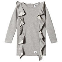 Molo Cailin Dress Grey Melange Grey Melange