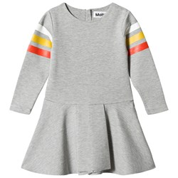 Molo Chantelle Dress Grey melange