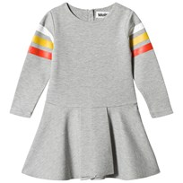 Molo Chantelle Dress Grey melange Grey Melange