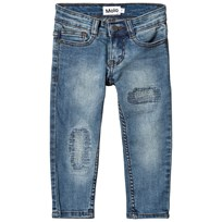 Molo Alfa Jeans Washed & Stitched Washed and stitched