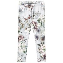 Molo Niki Leggings X-Ray Bloom X-ray Bloom