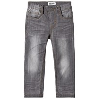 Molo Augustin Jeans Grey Washed Denim Grey washed denim