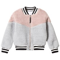 Molo Una Fleece Jacket Nougat Nougat