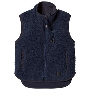 Image of Molo Uni Gilet Dark Denim 158/164 cm (2856867167)