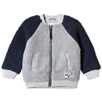 Molo Hooley Fleece Jacket Classic Navy CLASSIC NAVY