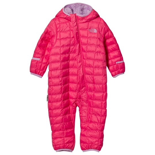 The North Face Pink Infant ThermoBall Bunting CHA CHA PINK