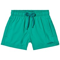 Vilebrequin Turquoise Water-Reactive Fish Swim Shorts 408