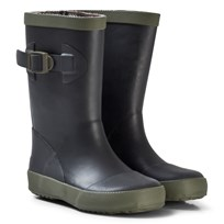 Mini A Ture Jeffy Wellies Asphalt Black