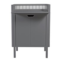 sebra Changing Unit Grey Grey