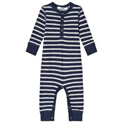 ebbe Kids Pastis One-Piece Deep Navy/Grey