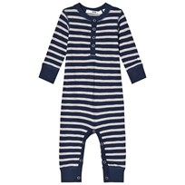 ebbe Kids Pastis One-Piece Deep Navy/Grey Deep navy/grey