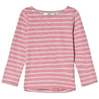 eBBe Kids Pixel L/S Tee Winter Pink/Grey Winter pink/grey