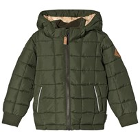 eBBe Kids Timson Quilted Jacket Dark Forest Dark forest