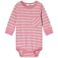 eBBe Kids Peg Baby Body Winter Pink/Grey Winter pink/grey